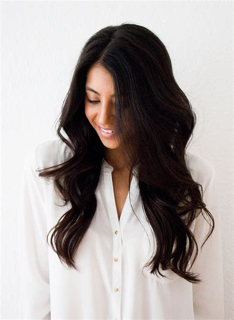 pics of loose wave hair hair tutorial how to make loose waves not your standard