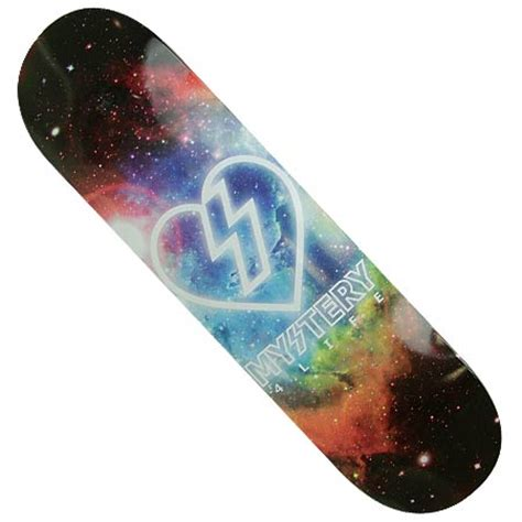 Top Yo Colossus Galaxy Bearing Mostb mystery galaxy deck in stock at spot skate shop