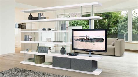 librerie mobili mobili divisori bifacciali