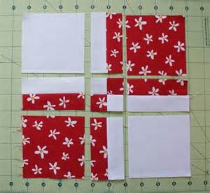 Disappearing 4 Patch Quilt Block by Archives Appbackuper