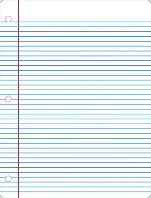 college ruled paper template fancy no college ruled