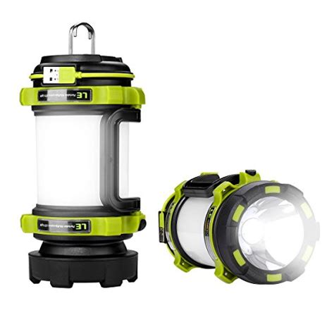 Le Led Usb le 500lm led cing lantern usb rechargeable torch power