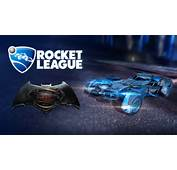 Batman Vs Superman Batmobile DLC Va Sosi Pentru Rocket League