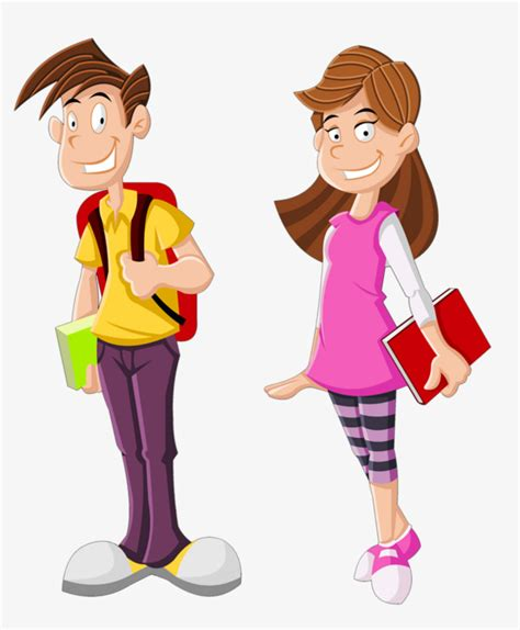 high school clip modern high school students school clipart happy school