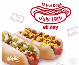 sonic 1 dogs 1 dogs at sonic drive ins