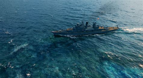 mapping naval warfare a 1472827864 punkt zapalny world of warships mapa wows z wyspami do walk okręt 243 w world of warships