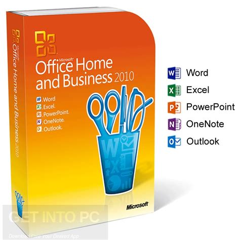 microsoft office 2010 home and business free