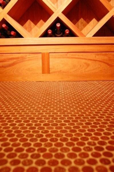 Cork Mosaic Flooring Jc Corkmosaic Winecellar Jelinek Cork