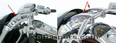 XChoppers Parts for Honda VTX1800, VT1300, Fury, Suzuki