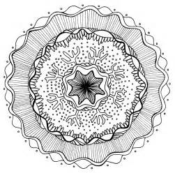 free coloring pages art therapy mandalas