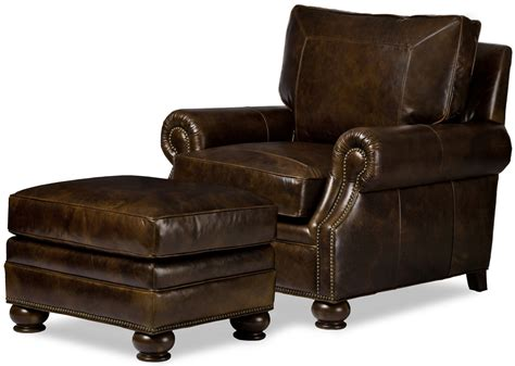 leather accent chairs with ottoman tristan chair ottoman
