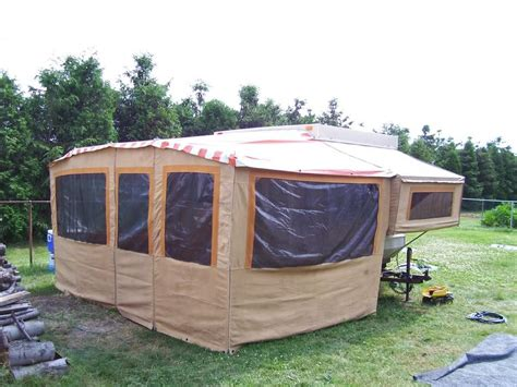 rv add a room sold quot add a room quot for a 1984 bonair tent trailer not the tent trailer outside nanaimo nanaimo