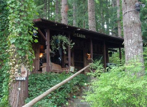St Helens Cabins by Unique Cabin In The Woods Near Mount St Helens Vrbo