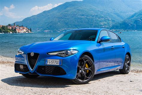 New Alfa Romeo Giulia by New Alfa Romeo Giulia Veloce 2017 Review Pictures Auto