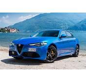 New Alfa Romeo Giulia Veloce 2017 Review  Pictures Auto