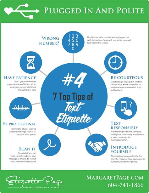 7 Work Etiquette Tips by Success And Business Etiquette Margaret Page