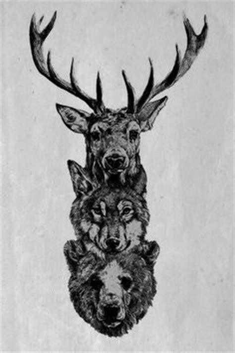 Tattoo Animal Stack | 1000 images about native american on pinterest native