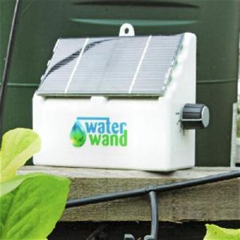 waterwand heliomatic  solar irrigation kit