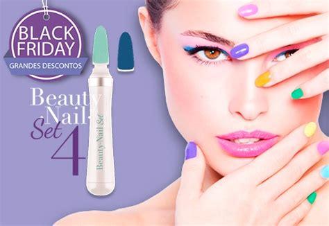 Dar Expo Minicure Set black friday nail set 4 em 3 cabe 231 as amov 237 veis ideal para polir dar brilho e limar as