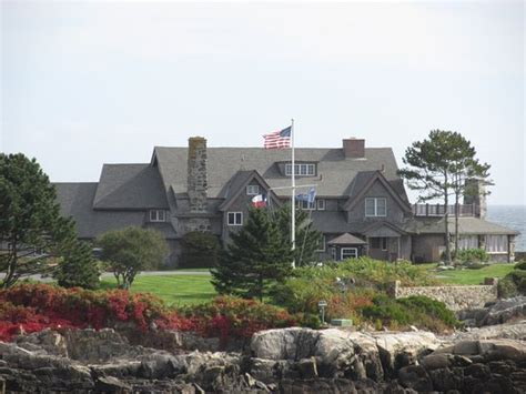 george bush house scenic view picture of ocean avenue kennebunkport tripadvisor