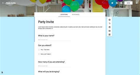 new themes for google forms 4 updates to google forms you re going to love