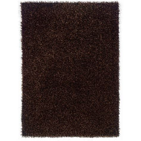 10 ft rug linon home decor confetti brown and beige 8 ft x 10 ft area rug rug ci0981 the home depot