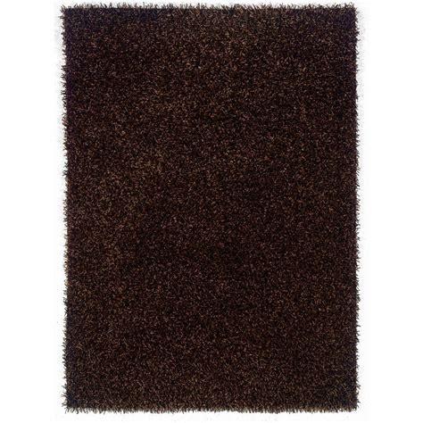 brown and beige rug linon home decor confetti brown and beige 5 ft x 7 ft area rug rug ci0957 the home depot