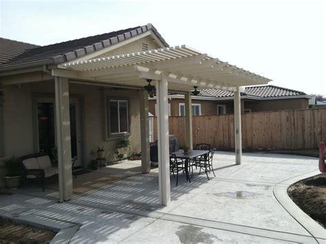aluminum patio cover lattice 12 x 40