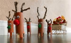 Got up this morning on a mission to make reindeer ornaments