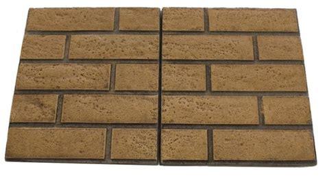fireplace firebrick panels home design