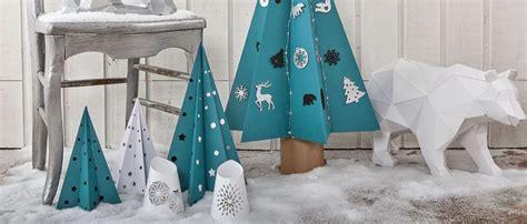 Fabriquer Decoration Noel by Paper De La D 233 Co Design Des Objets En Papier