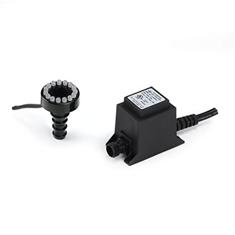 Led Aquascape 12 Watt aquascape 84009 led accent light for fountains and water features with transformer 2 5