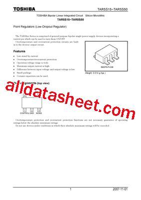 transistor g1084 tar5s18 データシート pdf toshiba semiconductor