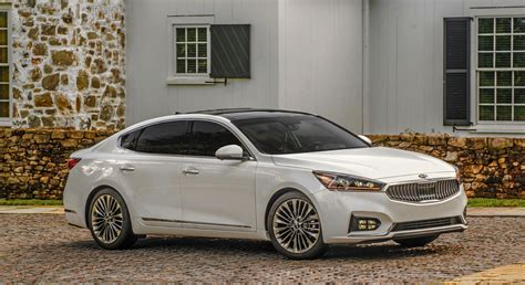 How Much Is A Kia Cadenza 2017 Kia Cadenza Review The Torque Report