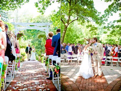 outdoor maryland wedding at elkridge furnace inn rustic