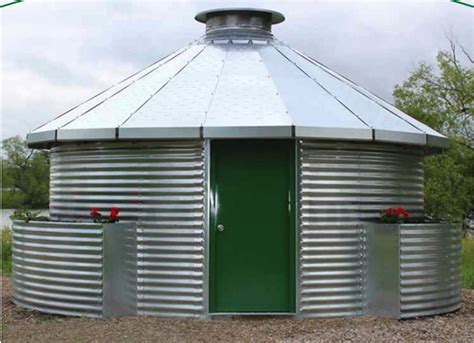 silo houses jetson green grain silos are a great alternative to shipping container homes