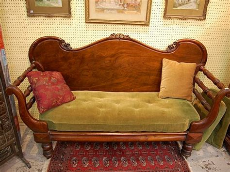 miners couch miners couch mid victorian decorative arts auction