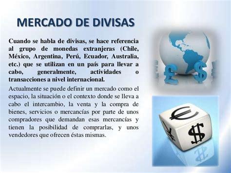 mercado de cambios en la argentina sitio al margen mercado de divisas