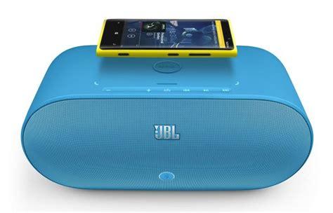 Speaker Nokia jbl power up wireless speaker hooks up with lumia 920 slashgear