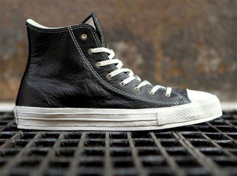 Converse High Premium 4 converse chuck premium black white leather