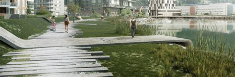 Landscape Architecture Ontario Universities Mo I Rana Waterfront Competition Winners Land8