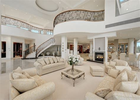 living room in mansion beautiful newly listed contemporary mansion in victoria australia homes of the rich