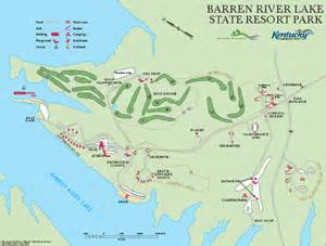 Green Lakes State Park Map by Barren River State Park Map Lucas Ky 42156 9709 Mappery