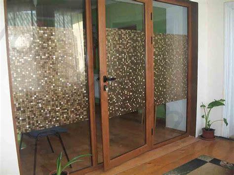 Folie 3m Geamuri by Folie Geam Electrostatica Decorativa Cu Imprimeu Mozaic