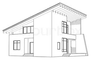 free modern house plans download