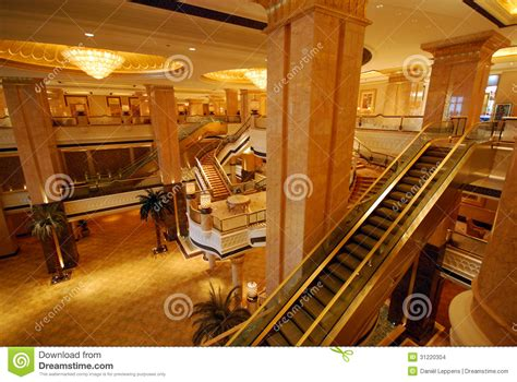 April Interiors by Emirates Palace Editorial Stock Image Image 31220304