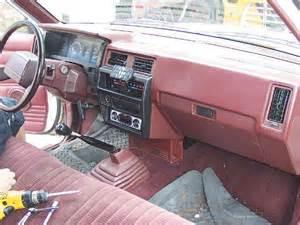Diesel Truck Interior Accessories Nissan Hardbody Dashboard Dash Removal El