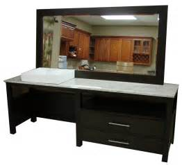 Ada compliant bathroom vanity also available are matching set linen