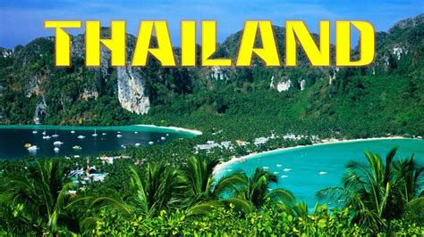 top tourist attractions  thailand youtube