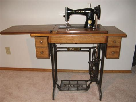 antique singer sewing machine in cabinet vintage singer treadle sewing machine cabinet moose jaw